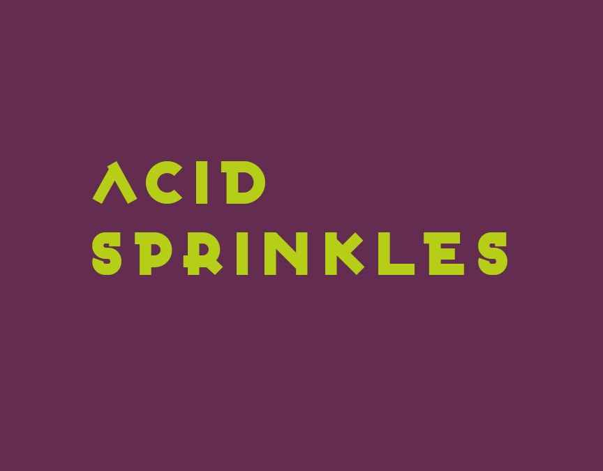 Acid Sprinkles